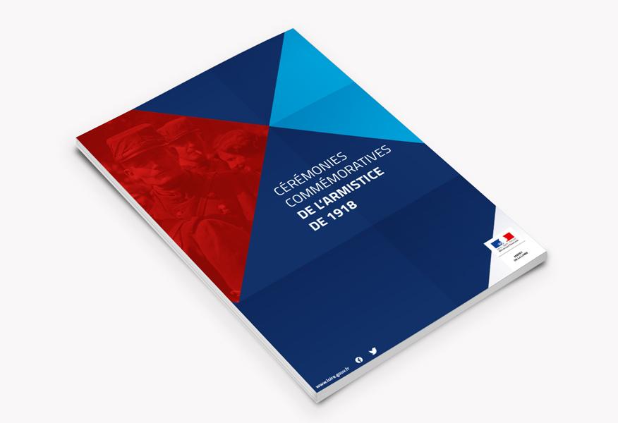 charte graphique institutionnelle préfecture rapport