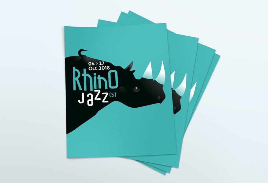 affiche festival gaphisme jazz
