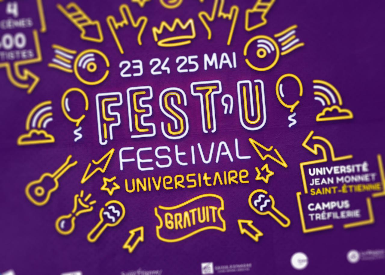 communication graphique Saint-Etienne