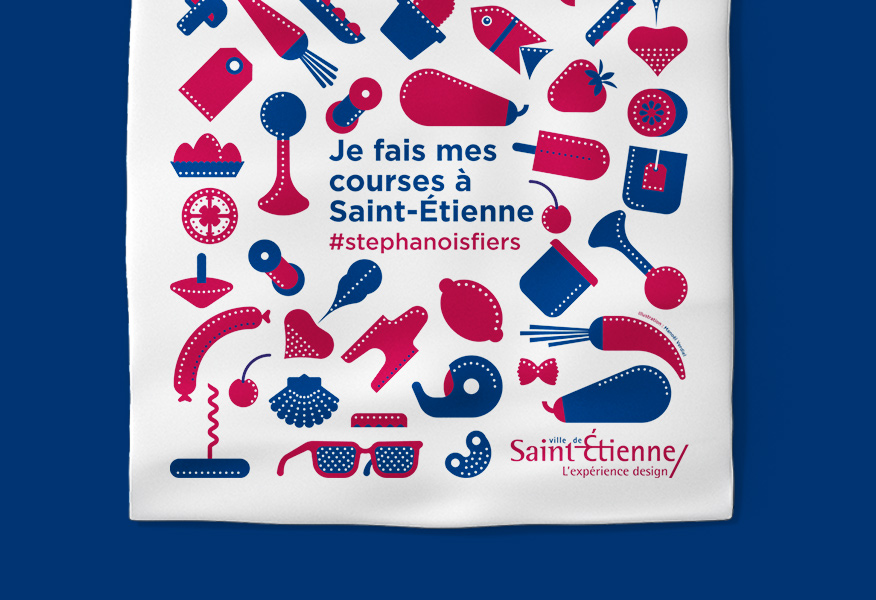 creation et design graphique Saint-Etienne