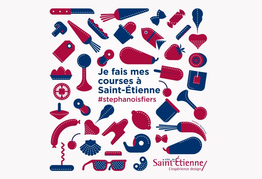 design graphique Saint-Etienne Loire